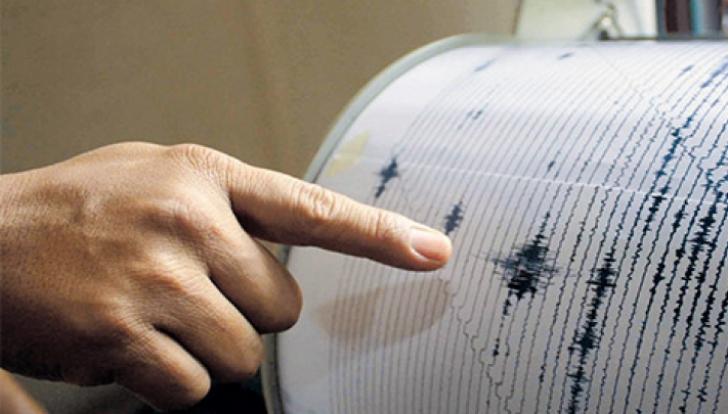 Cutremur aproape de Vălenii de Munte