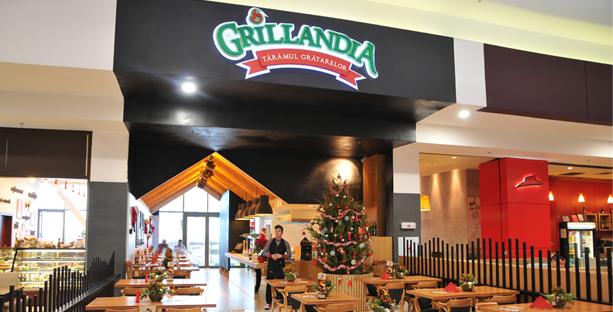 EXCLUSIV: Restaurant Grillandia in capitala