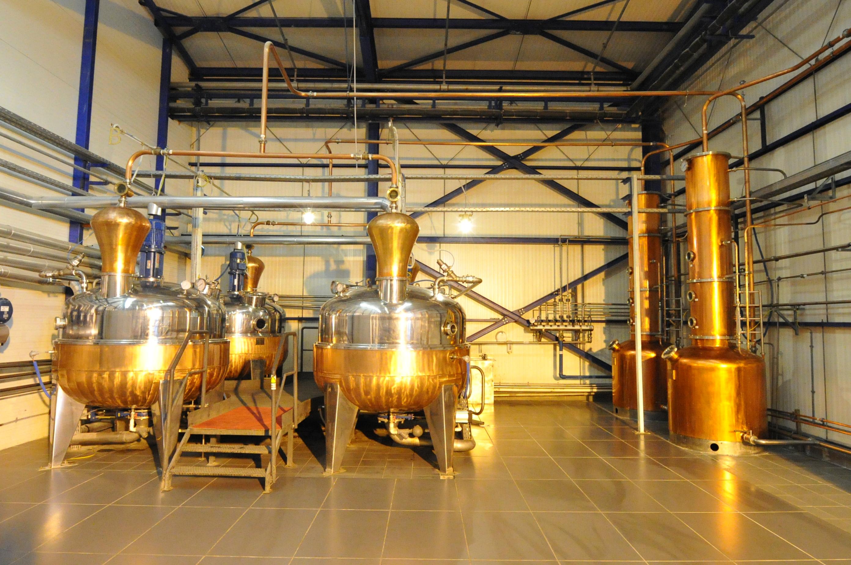 Distileriile Alexandrion, 223.000 milioane de sticle vandute in 20 de ani de la fabrica din Bucov
