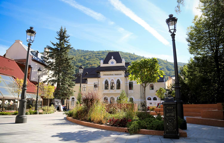 Conferinta internationala de turism la Sinaia