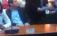Ionut Ionescu s-a reintors la sedintele Consiliului Local Ploiesti