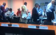 Sedinta CJ Prahova, un mare scandal! Liberalii au plecat din sala