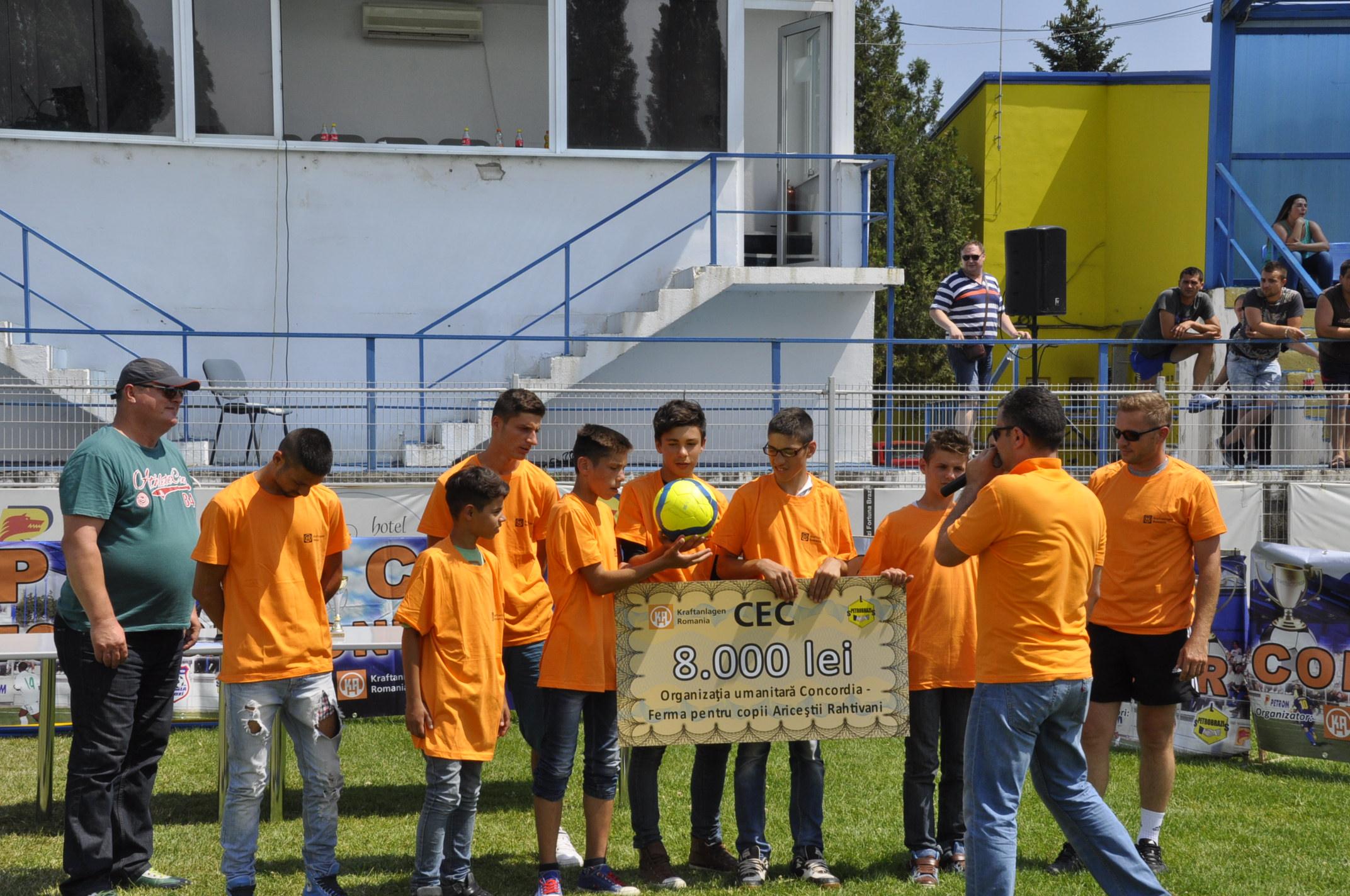Cupa Contractorilor 2015, o noua reusita marca Kraftanlagen Romania