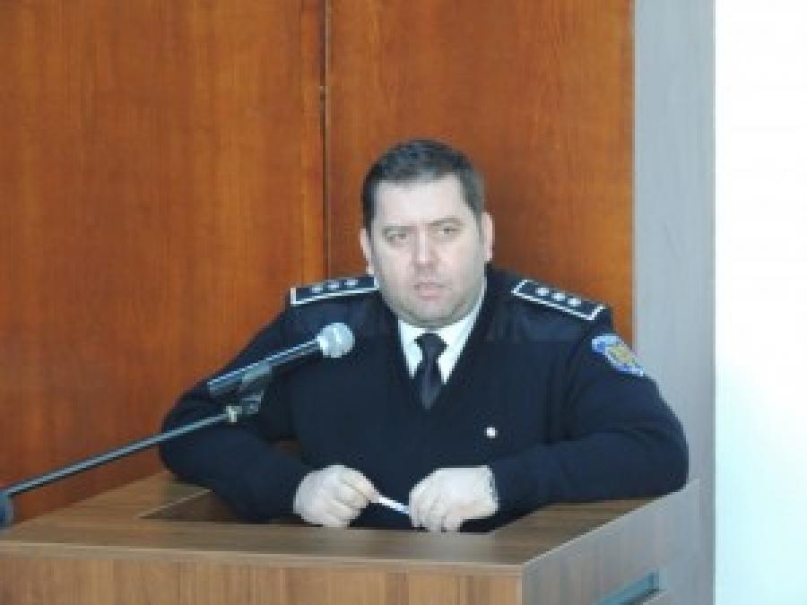 Fostul sef al Politiei Locale Ploiesti a fost retinut de procurorii DNA