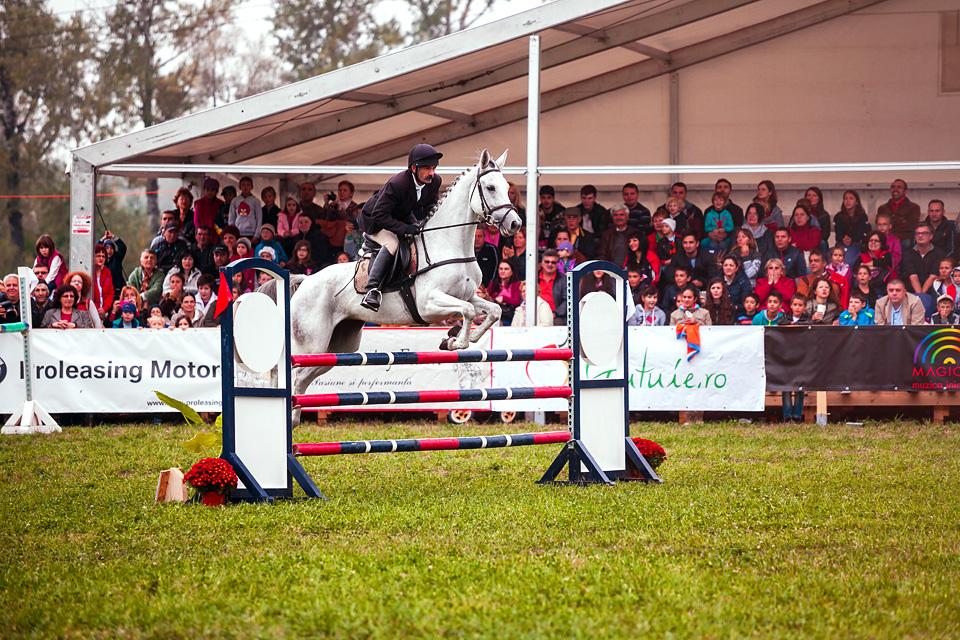 Karpathia Horse Show, din nou la Floresti