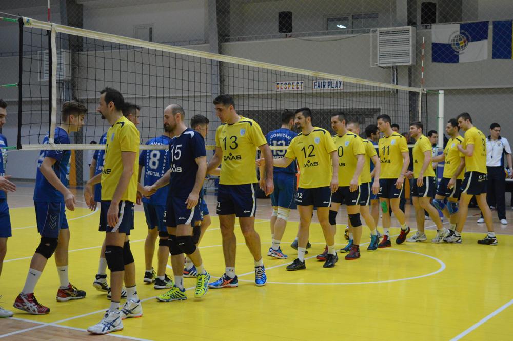 Volei / Tricolorul LMV Ploiesti isi prezinta lotul inainte de startul in prima divizie