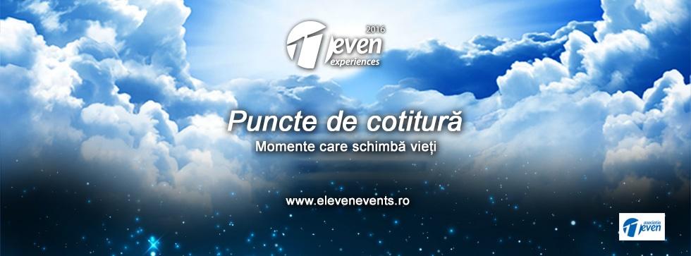 11even Experiences Ploiesti – 19 mai 2016