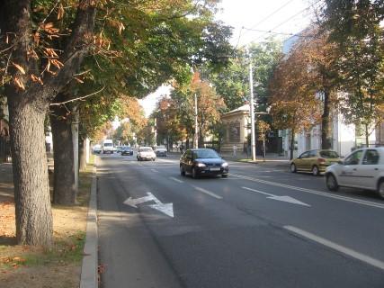 Circulatie inchisa pe Bulevardul Independentei din Ploiesti