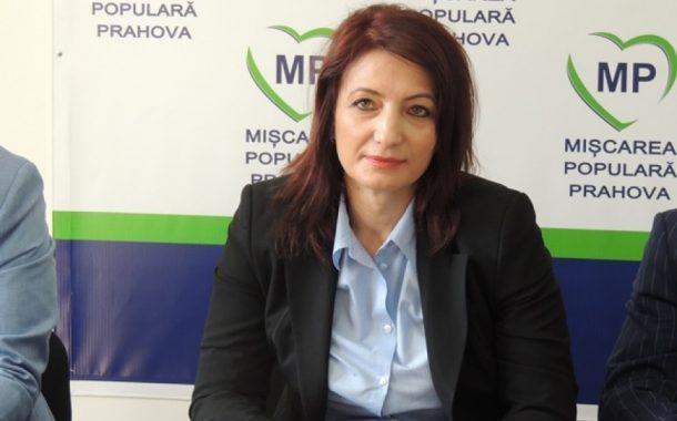 """Deputatul PMP, Catalina Bozianu: """"Inflatia de 5,2 la suta – pretul platit de romani pentru strategia electorala a lui Liviu Dragnea"""""""