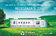 """Carrefour sarbatoreste Ziua Mondiala a Mediului, lansand Campania """"Convinge-ti prietenii sa recicleze""""!"""