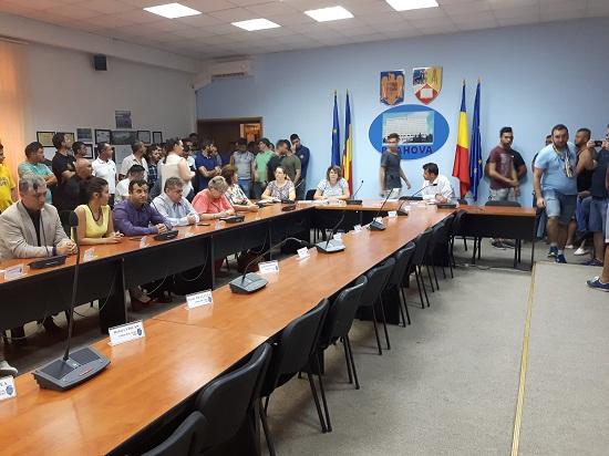 Sedinta fără cvorum la Consiliul Local Ploiesti