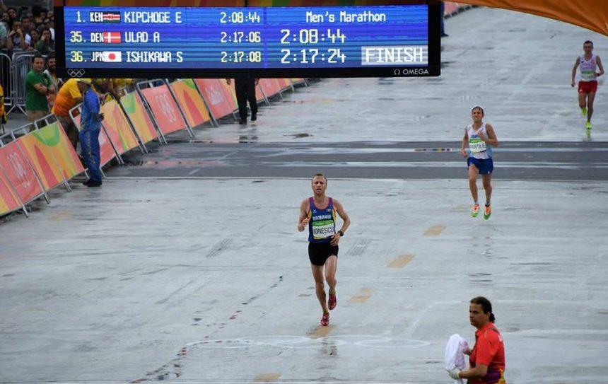 Atlet ploiestean, rezultat bun la Olimpiada de la Rio