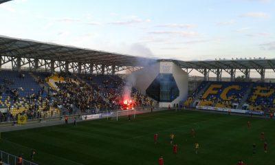 Goluri de Champions League la meciul Petrolului Ploiesti: 7-0 cu Urlati