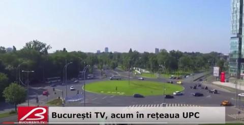 Post de televiziune dedicat capitalei: Bucuresti TV