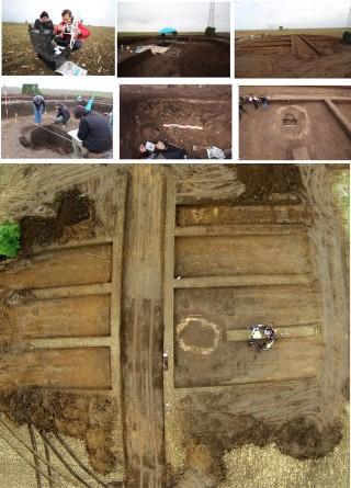 Morminte gasite dupa cercetari geologice la Paulesti