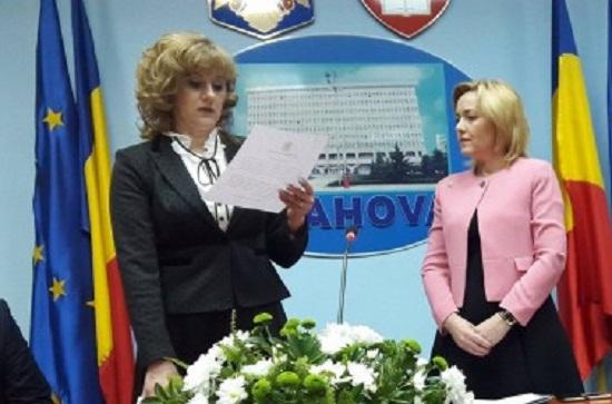 Prefectul județului Prahova a fost învestit în funcție