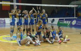 Ploiestiul a catapultat Romania la turneele finale ale CE de volei U 18 si U 19!