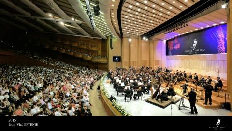 Se pun in vanzare biletele individuale pentru Festivalul Enescu 2017