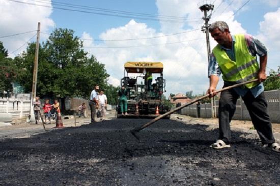 97 km de drumuri judetene intră in reabilitare in Prahova de saptamana viitoare