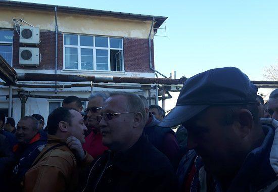 Greva de avertisment la TCE; autobuzele nu circula 2 ore in Ploiesti