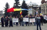 Protest TCE la Ploiesti