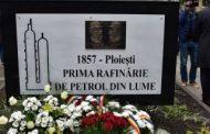 Fratii Mehedinteanu, fondatorii primei rafinarii din lume, au monument la Ploiesti