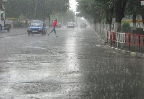 Se schimba iar vremea. Ploi si instabilitate atmosferica