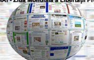 Astazi este Ziua mondiala a libertatii presei