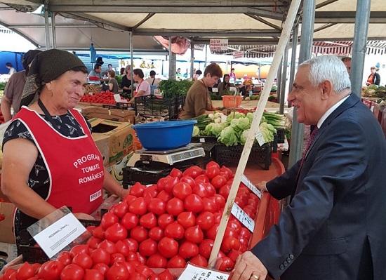 2000 de fermieri au primit bani pentru productia de tomate