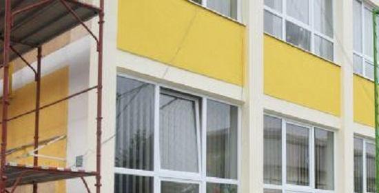 Lucrări la școlile din Ploiești