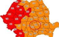 Cod portocaliu de canicula in Prahova