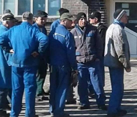 Angajatii de la TCE se pregatesc de proteste