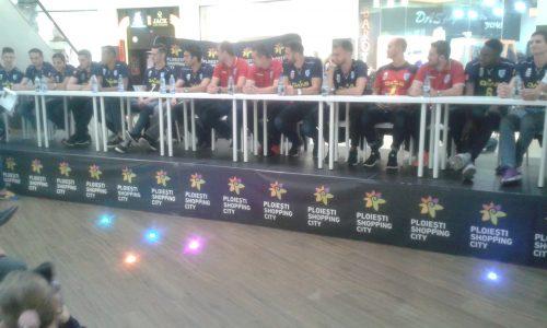 Tricolorul LMV Ploiesti vrea campionatul si Cupa!