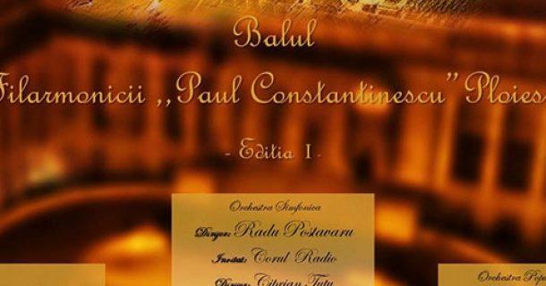 Prima editie a Balului Filarmonicii Ploiesti