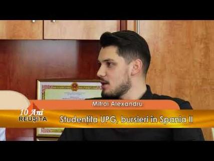 VIDEO: Reusita TV, cu Silviu Candachia si Alexandru Mitroi, bursieri Erasmus