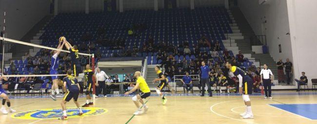 Tricolorul LMV Ploiesti, un nou succes cu 3-0! Miercuri joaca din nou in Sala Olimpia!
