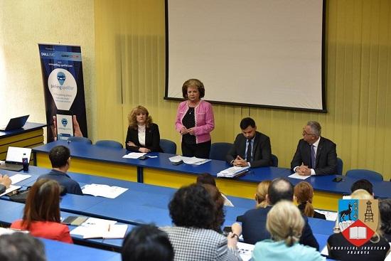 Workshop dedicat conceptului de Smart City la UPG Ploiesti