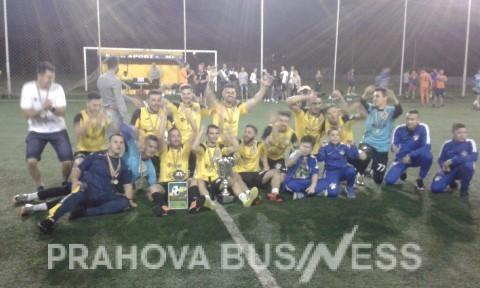 MFC Ploiesti a castigat Cupa judeteana la minifotbal