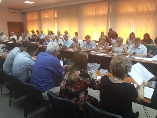 Scandal la Consiliul Local. Bugetul de la TCE nu a fost aprobat