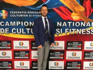Cadru didactic de la UPG Ploiesti, medaliat cu aur la CE de culturism!