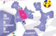 Ploiestiul va gazdui Campionatul Regional de minifotbal Sud-Est