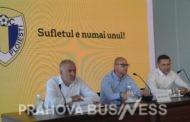 Video: Obiectivele lui Leo Grozavu pe banca Petrolului Ploiesti