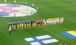 Romania - Finlanda 2-0: victorie, retragerea lui Lobont si Mourinho la Ploiesti