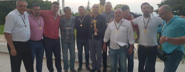 Inca un trofeu pentru Tricolorul LMV Ploiesti!