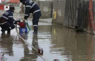Inundații in mai multe localitati din Prahova
