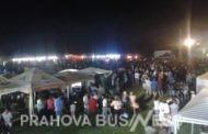 Video: Foc de artificii la Ziua comunei Brazi – 15.08.2018
