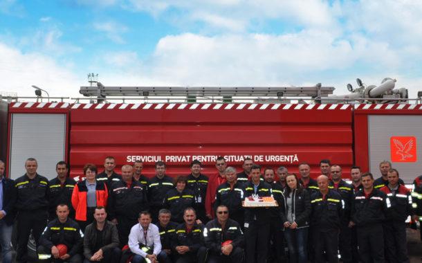 REUSITA TV: Falck Fire Services – 10 ani pe piata serviciilor private de urgenta din Romania