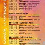 Programul Festivalului Sinaia Forever 2018