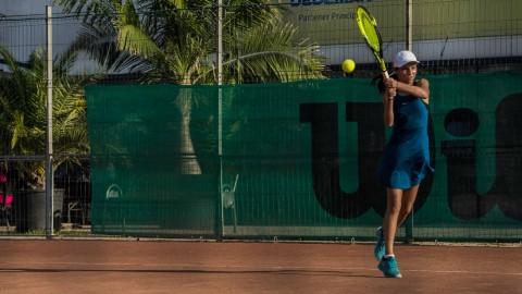 Daria Malaescu a castigat turneul de tenis U14 de la ATH Bucuresti!