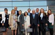 Delegatie condusa de seful CCI Prahova, la Parlamentul European al Intreprinderilor